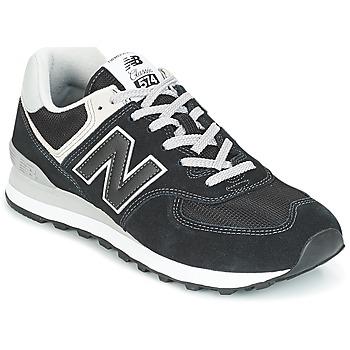 Chaussures Homme Baskets basses New Balance ML574 Noir