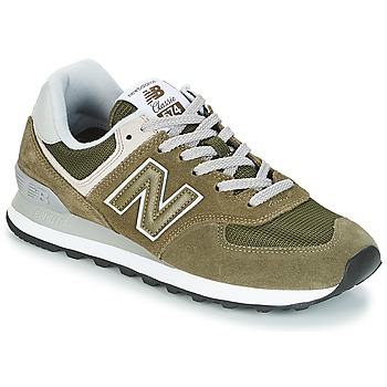 Chaussures Baskets basses New Balance ML574 Olive