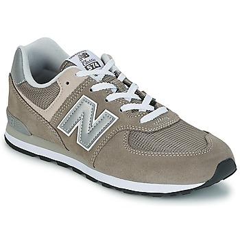 Chaussures Enfant Baskets basses New Balance 574 Gris
