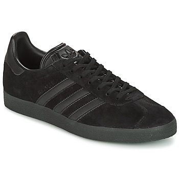 Chaussures Baskets basses adidas Originals GAZELLE Noir