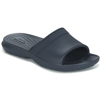 Chaussures Garçon Claquettes Crocs CLASSIC SLIDE K Marine