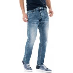 Vêtements Homme Jeans skinny Salsa CLASH 118400 Bleu