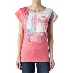 Vêtements Femme T-shirts manches courtes Salsa T-shirt  Maiorca 111986 rose 6195 (sp)