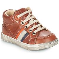 Chaussures Bottes ville GBB ANGELITO VTE MARRON DPF/2367