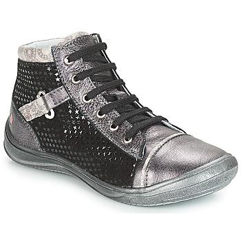 Chaussures Fille Boots GBB ROMIE VTE GRIS DPF/REGINA