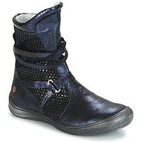 Chaussures Fille Bottes ville GBB ROSANA VTE MARINE DPF/REGINA