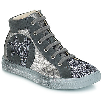 Chaussures Fille Boots GBB MARTA CTS GRIS DPF/DOLBY