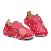 Chaussures Fille Chaussons Catimini RIPARTITE VTE FUSHIA DPF/SOUPLE