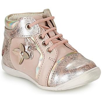 Chaussures Fille Boots GBB SONIA VTV  ROSE-IMPRIME DPF/KEZIA