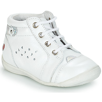 Chaussures Fille Boots GBB SIDONIE VTE BLANC DPF/KEZIA