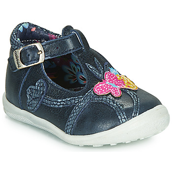 Chaussures Fille Boots Catimini SOLEIL VTE MARINE DPF/GLUCK