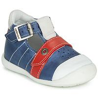 Chaussures Garçon Boots Catimini SESAME VTE MARINE DPF/KIMBO