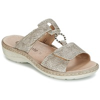 Chaussures Femme Mules Remonte Dorndorf REDMON Or