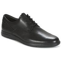 Chaussures Homme Derbies Clarks VENNOR WALK Noir