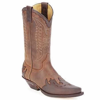 Chaussures Bottes ville Sendra boots BUNDA Marron
