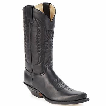 Chaussures Bottes ville Sendra boots FLOYD Noir