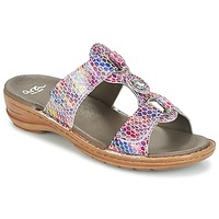 Chaussures Femme Mules Ara HAW Multicolor