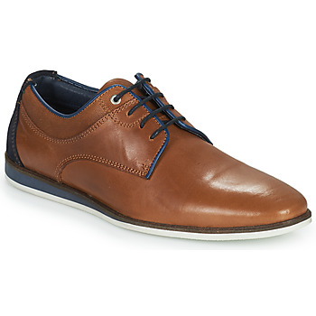 Chaussures Homme Derbies Casual Attitude ILESO Marron
