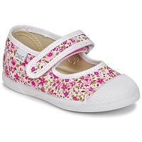 Chaussures Fille Ballerines / babies Citrouille et Compagnie APSUT Rose