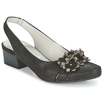 Chaussures Femme Sandales et Nu-pieds Dorking TUCAN Noir