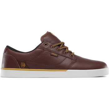 Chaussures Chaussures de Skate Etnies JEFFERSON BROWN WHITE