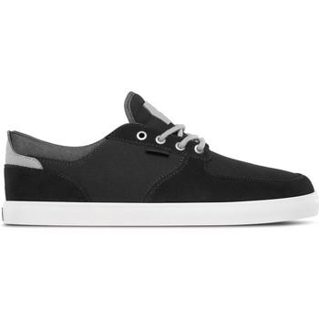 Chaussures Chaussures de Skate Etnies HITCH BLACK GREY SILVER