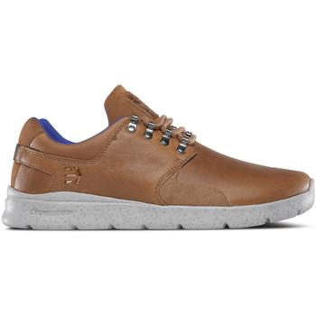 Chaussures Chaussures de Skate Etnies SCOUT XT BROWN GREY