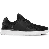 Chaussures Chaussures de Skate Etnies SCOUT XT BLACK WHITE GREY