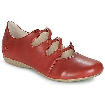 Chaussures Femme Ballerines / babies Josef Seibel FIONA 04 Rouge
