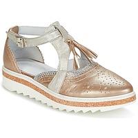 Chaussures Femme Derbies Regard RASTANU Bronze