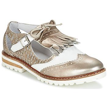 Chaussures Femme Derbies Regard RETAZO Bronze