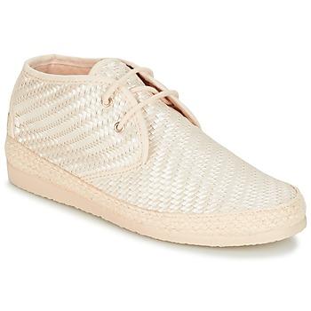 Chaussures Femme Espadrilles Ippon Vintage SMILE-DRESSCOD Blanc