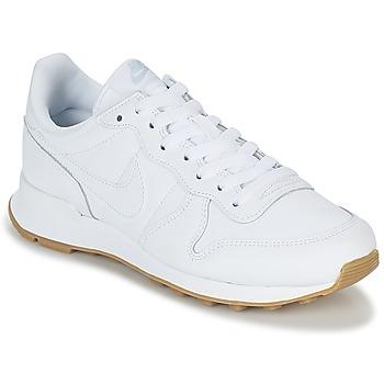 Chaussures Femme Baskets basses Nike INTERNATIONALIST W Blanc