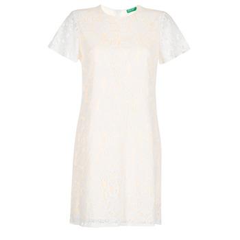 Vêtements Femme Robes courtes Benetton PRISTOUC Bleu