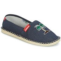 Chaussures Espadrilles Havaianas ORIGINE FUN Denim