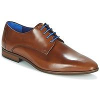 Chaussures Homme Derbies Azzaro VALMI Cognac
