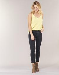 Vêtements Femme Jeans droit Diesel BABHILA Noir 84NX