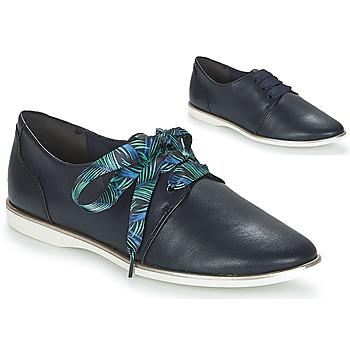 Chaussures Femme Derbies Tamaris LACAPI Marine