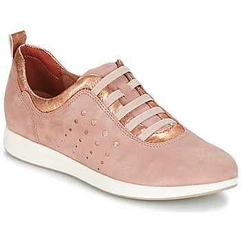 Chaussures Femme Baskets basses Tamaris FACAPO Rose/Gold