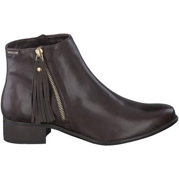 Chaussures Femme Boots Mephisto Bottines EUGENIE Marron