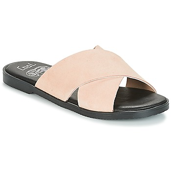 Chaussures Femme Mules Coolway ANDREA Rose Nude