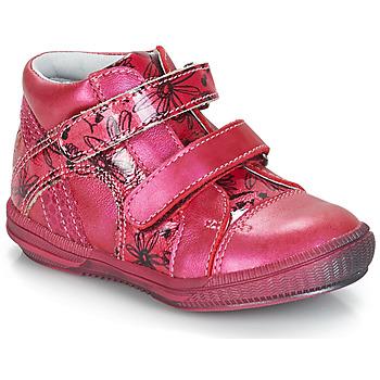 Chaussures Boots GBB ROXANE VNV FRAMBOISE-IMPRIME DPF/SABINA