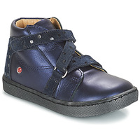Chaussures Fille Boots GBB RAYMONDE VTE MARINE DPF/2706