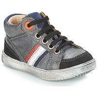 Chaussures Bottes ville GBB ANGELITO VTU GRIS DPF/2367