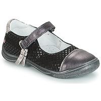Chaussures Fille Ballerines / babies GBB RIKA VTE GRIS DPF/REGINA