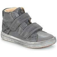 Chaussures Garçon Boots GBB NAZAIRE VTE GRIS DPF/2835