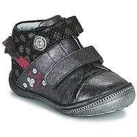 Chaussures Boots Catimini ROSSIGNOL VTC GRIS-ARGENT DPF/2822