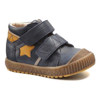 Chaussures Garçon Boots Catimini RADIS VTE MARINE-OCRE DPF/LINUX