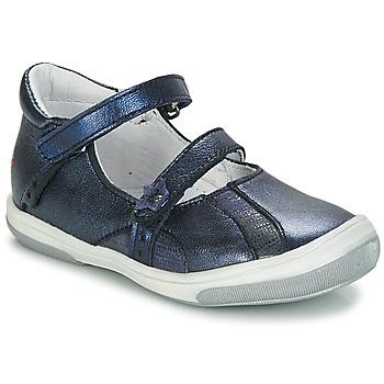 Chaussures Fille Ballerines / babies GBB SYBILLE VTE MARINE DPF/DINDA