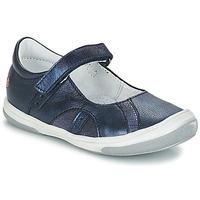 Chaussures Fille Ballerines / babies GBB SYRINE VTE MARINE DPF/DINDA